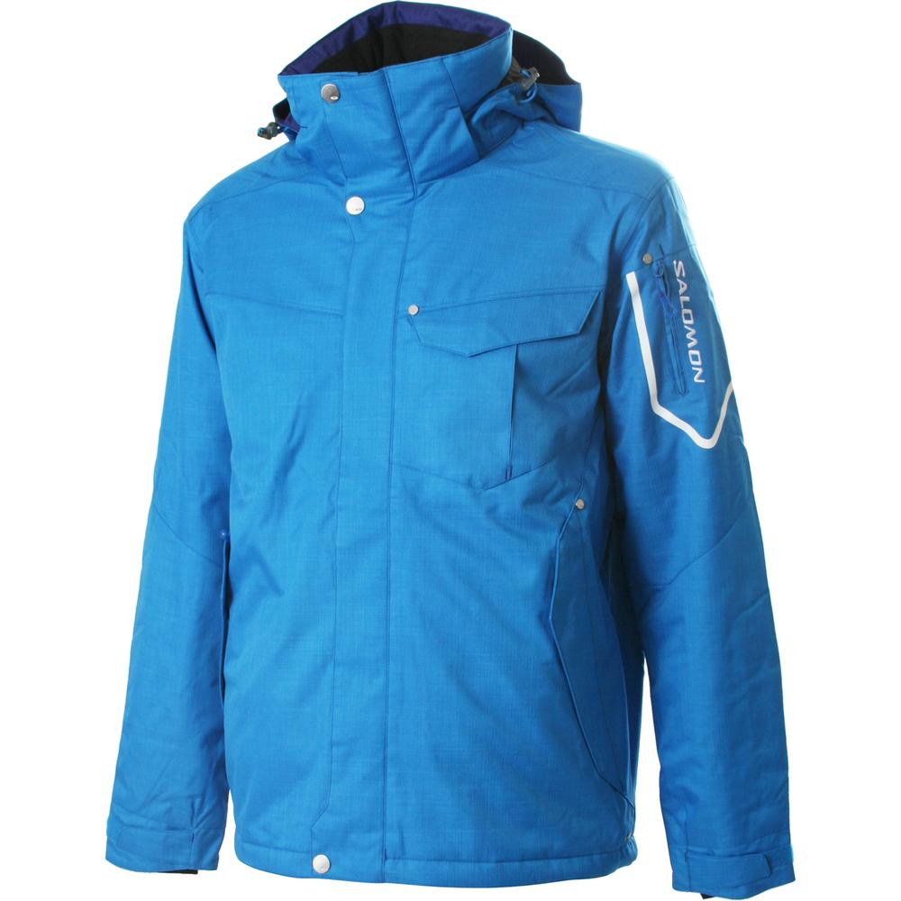 Salomon Express Ii Insulated Ski Jacket Men S Peter Glenn