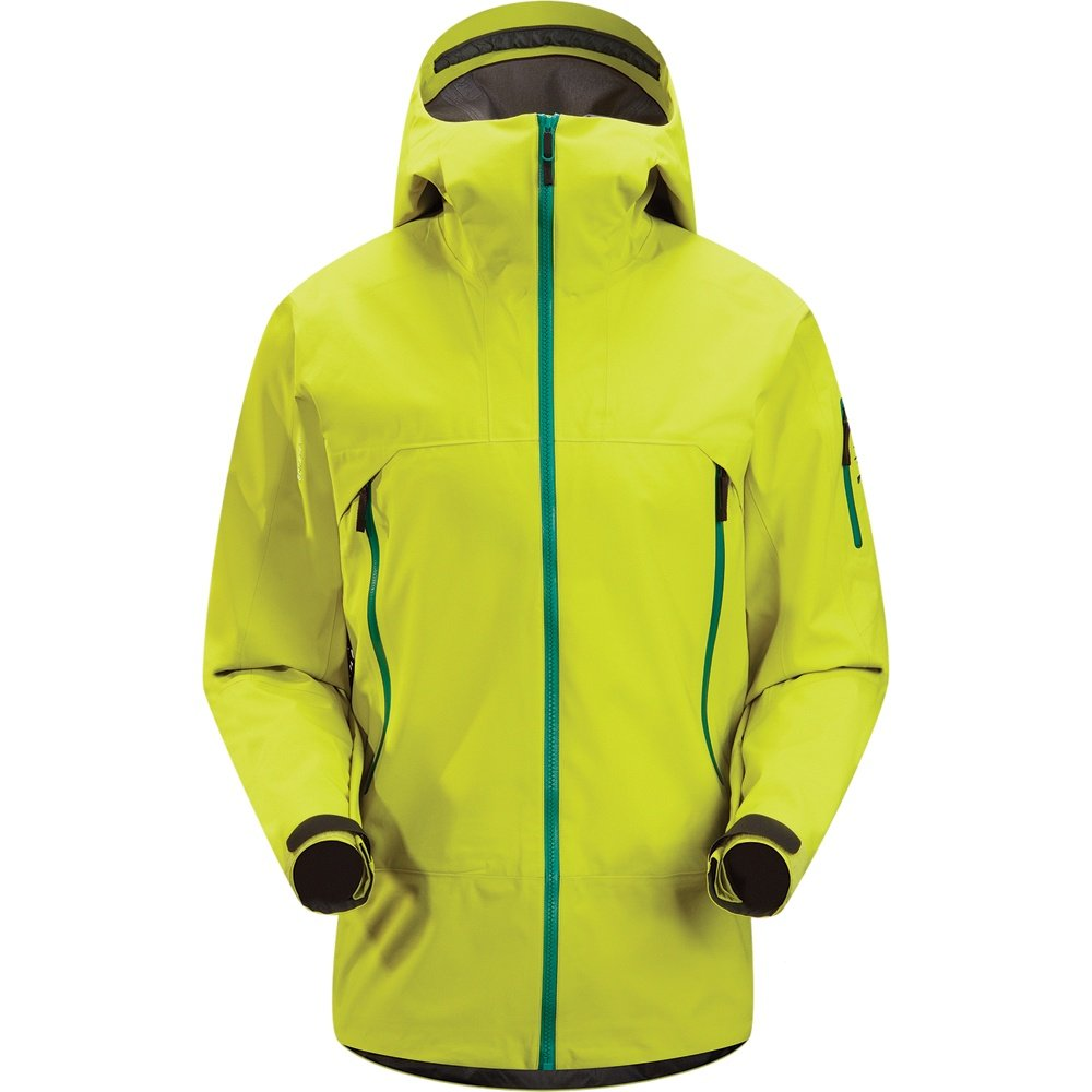 arc 39 teryx sabre gore tex shell ski jacket men 39 s peter glenn. Black Bedroom Furniture Sets. Home Design Ideas