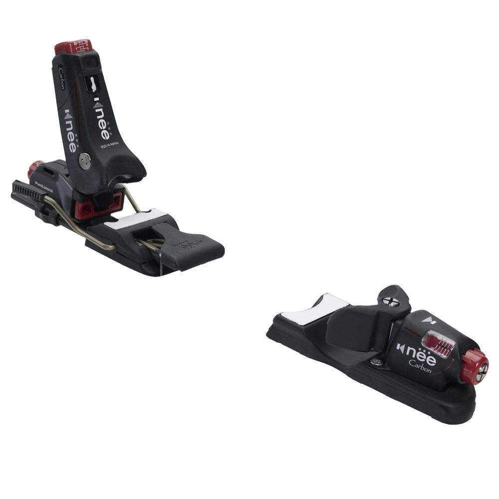 Kneebinding Carbon Ski Binding - Black