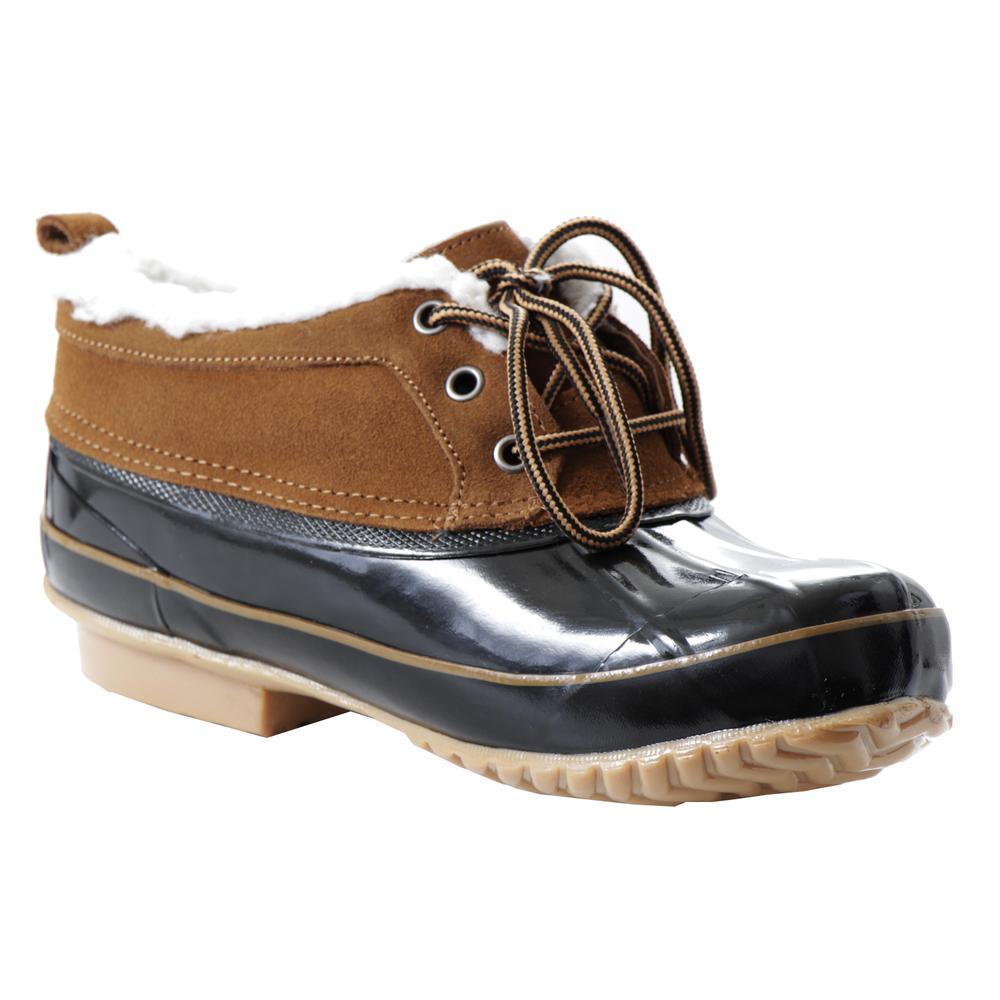 Khombu Glossy Boot (Women's) -