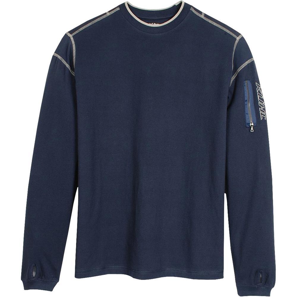 Kuhl Kommando Crew Sweatshirt (Men's) - Navy