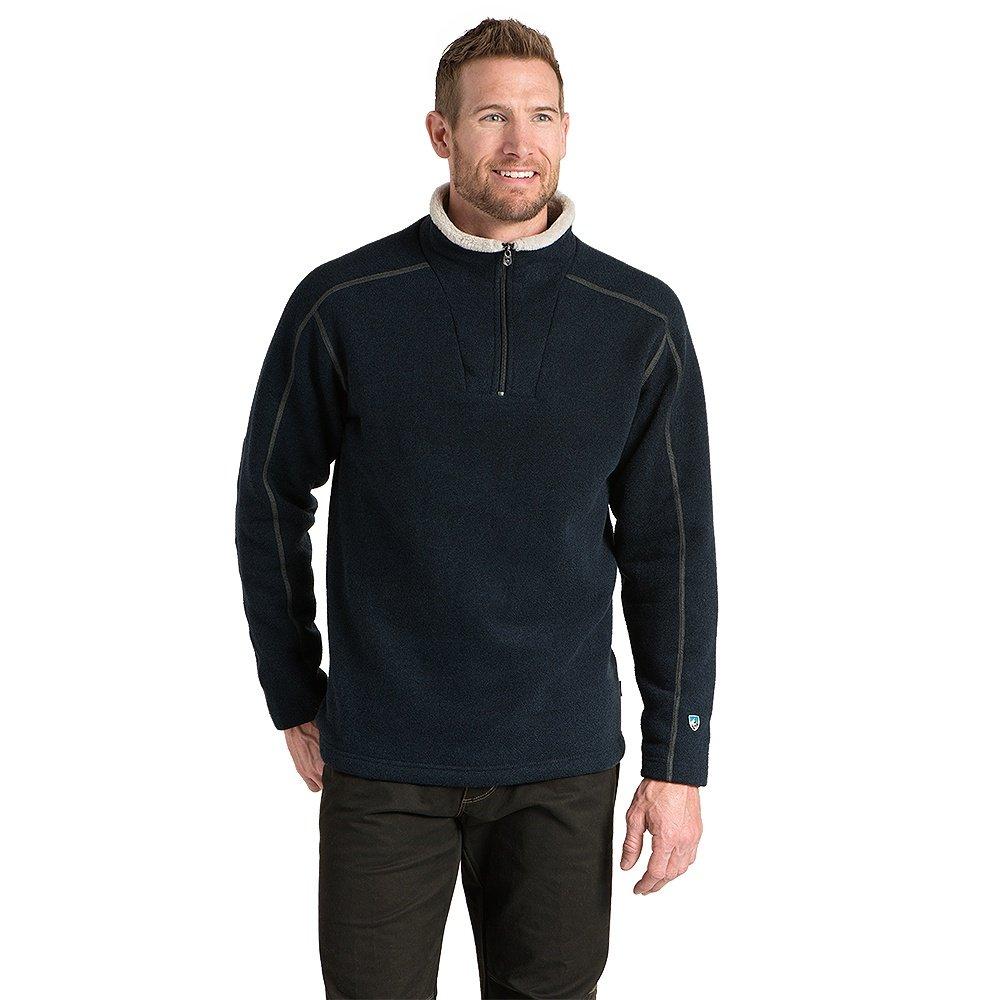 Kuhl Europa Half Zip Sweater (Men's) - Mutiny Blue