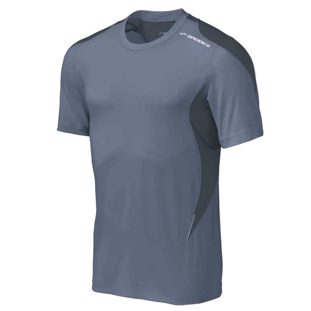 brooks equilibrium ss running shirt men 39 s peter glenn