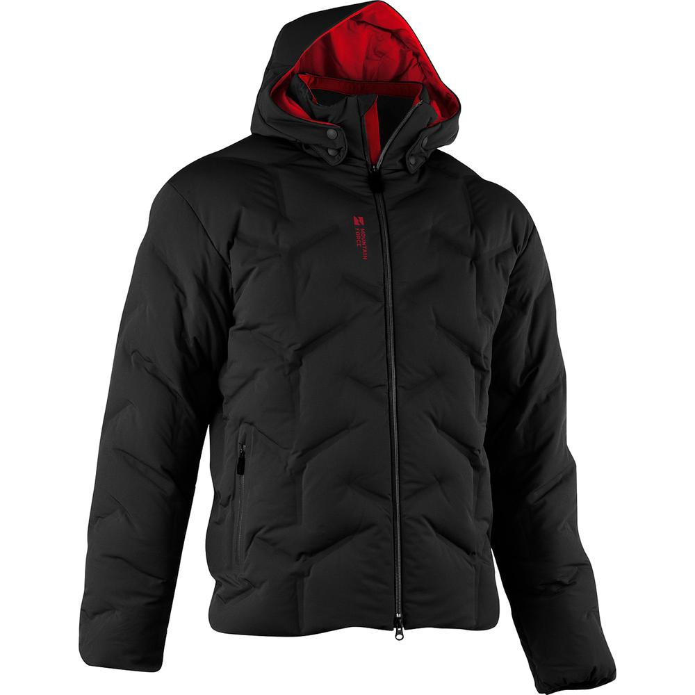 Mountain Force Park Down Ski Jacket Men S Peter Glenn