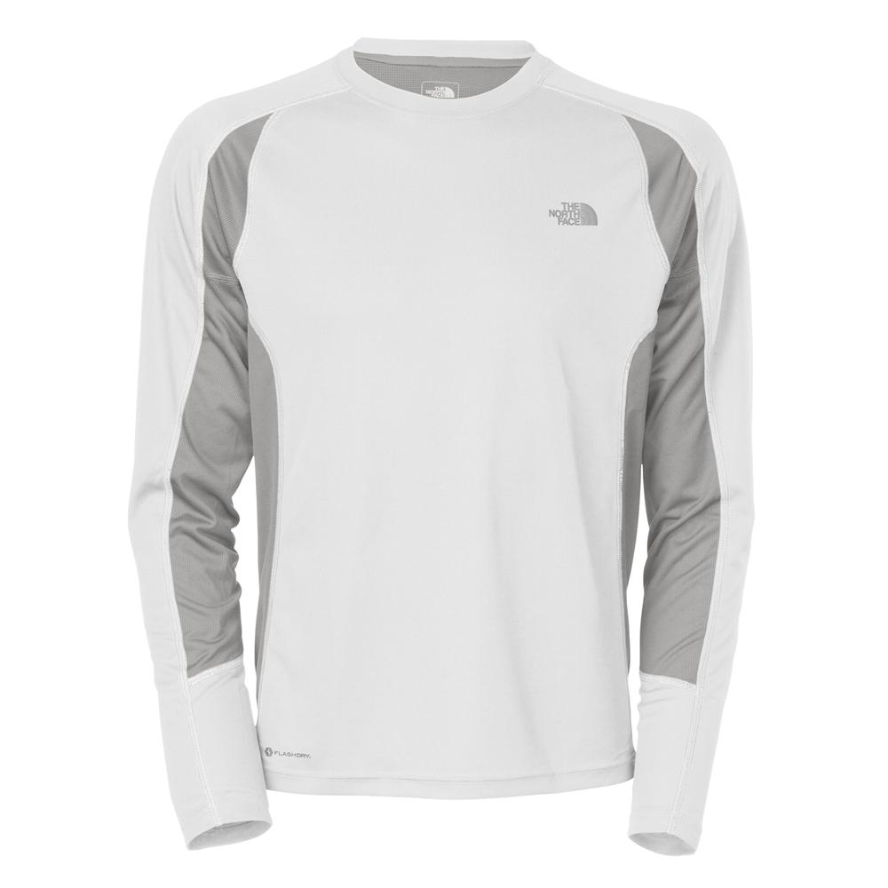 The North Face Gtd Long Sleeve Running Shirt Men 39 S