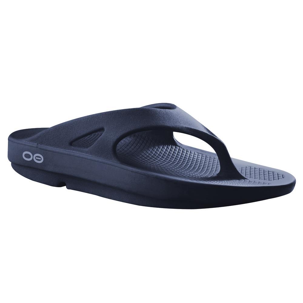 OOFOS OOriginal Thong Sandal (Adults') - Navy