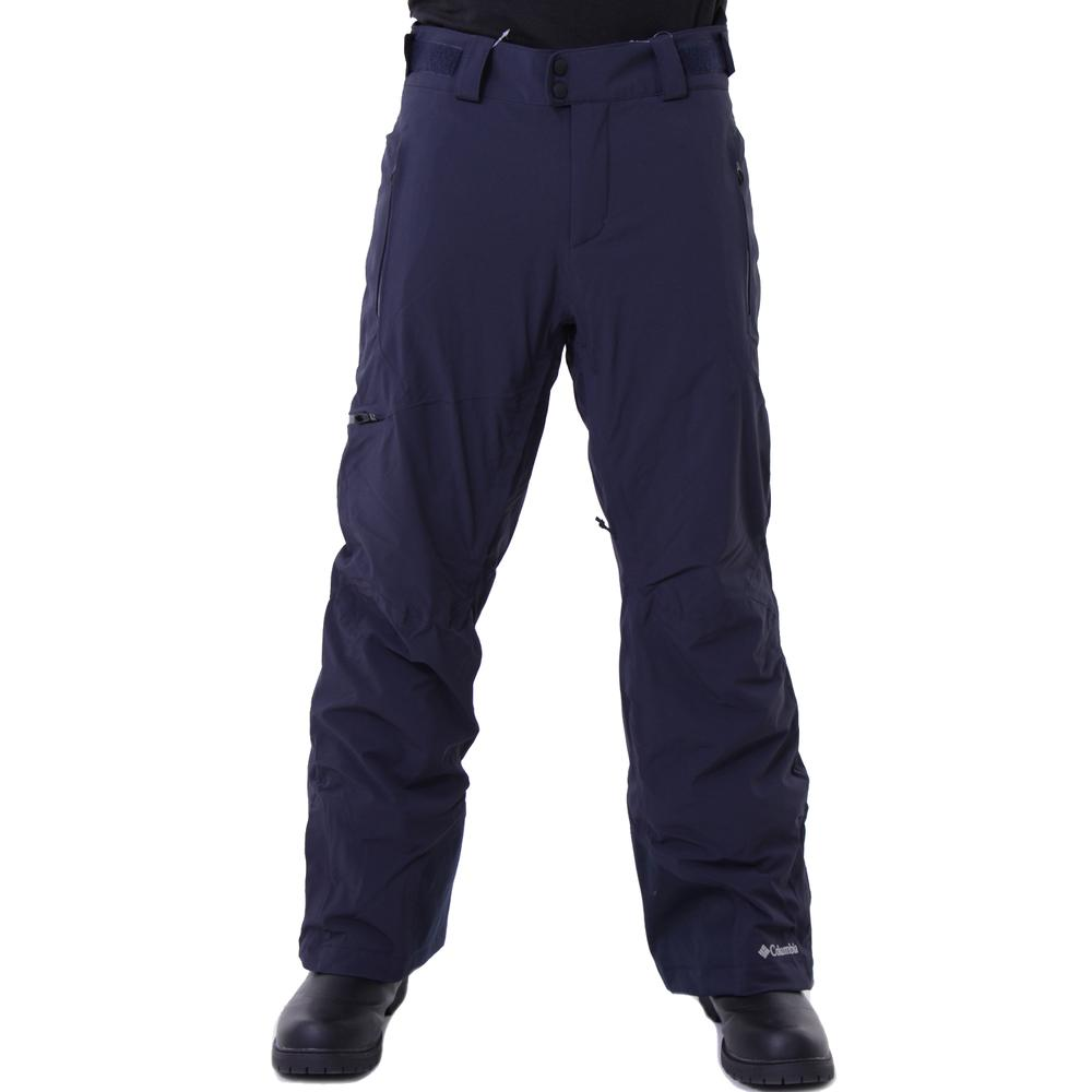 486a19c270d Columbia Millennium Blur Omni-Heat Insulated Ski Pant (Men s ...