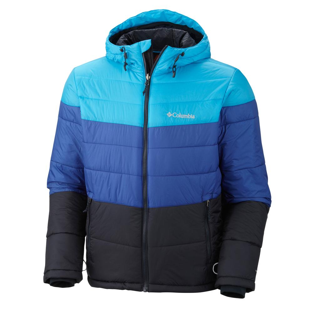 Columbia Shimmer Flash II Omni-Heat Insulator Jacket (Men ...