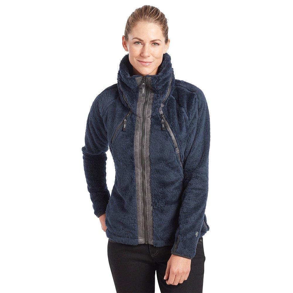 Kuhl Flight Fleece Jacket (Women's) - Ink