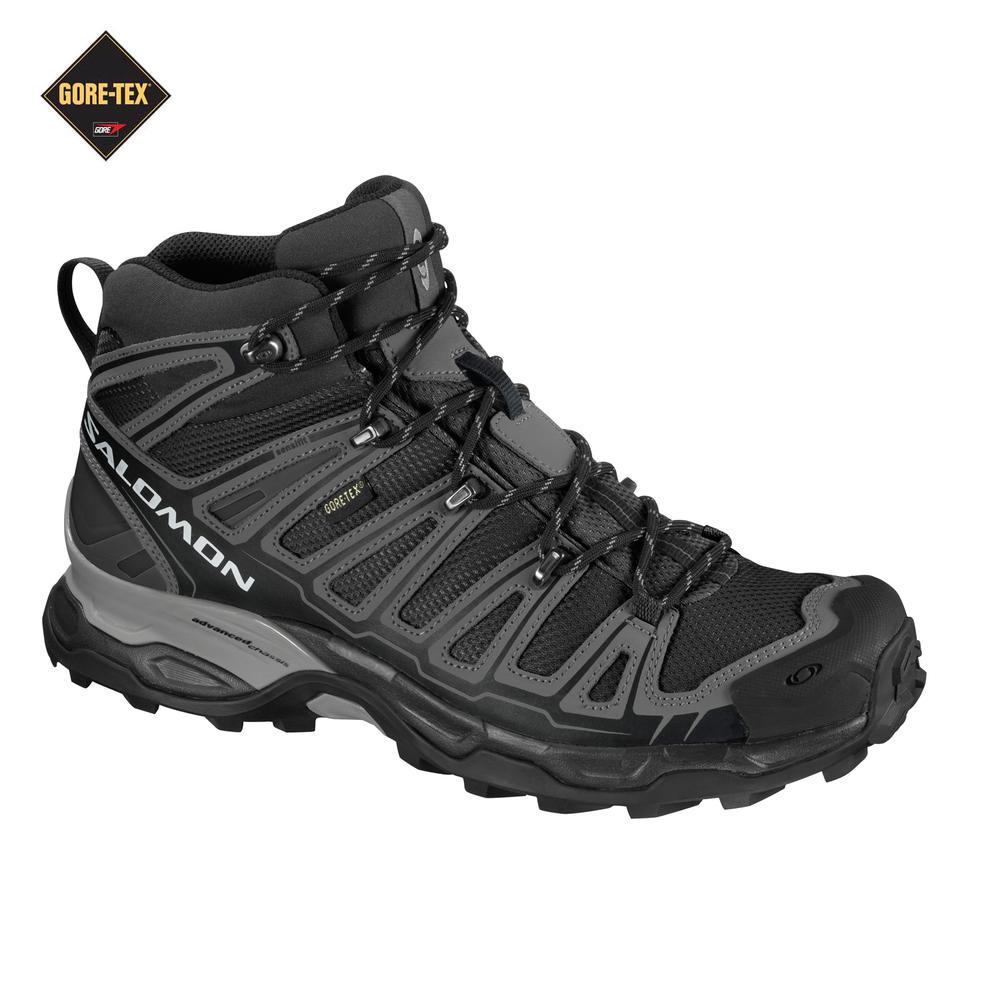 Salomon X Ultra Mid Gore Tex Hiking Shoe Men S Peter Glenn
