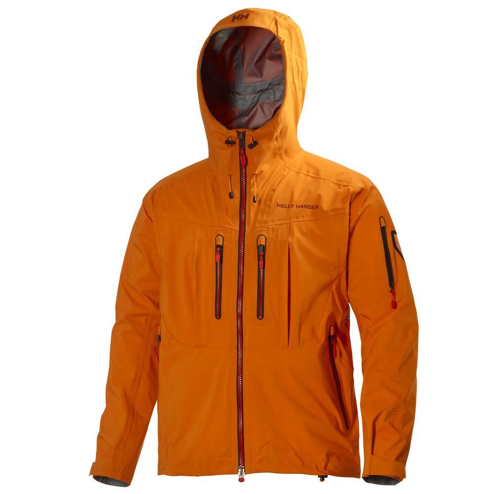 helly hansen odin mountain shell ski jacket men 39 s. Black Bedroom Furniture Sets. Home Design Ideas