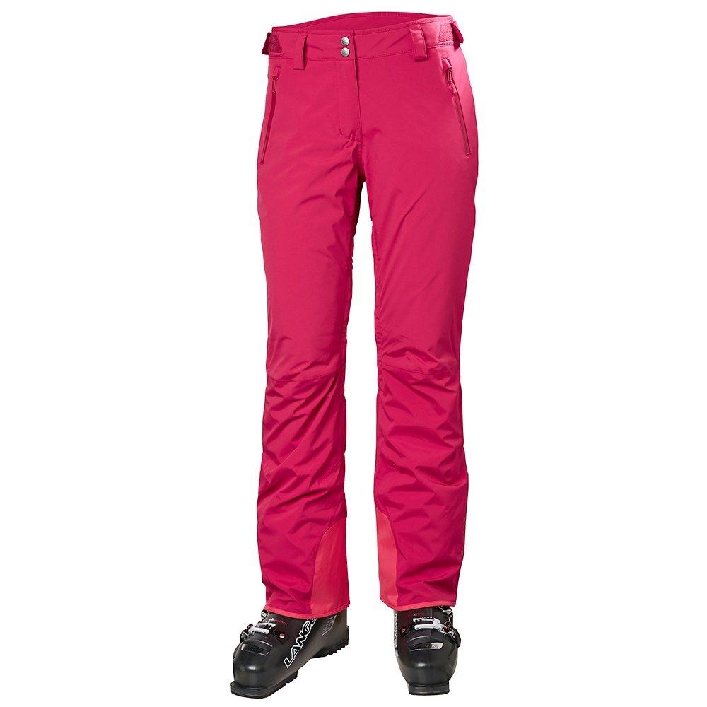 Helly Hansen Legendary Insulated Ski Pant (Women's) - Persian Red