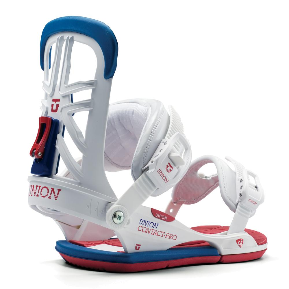 0fed7260932 Union Contact Pro Snowboard Binding (Men s) -. Loading zoom