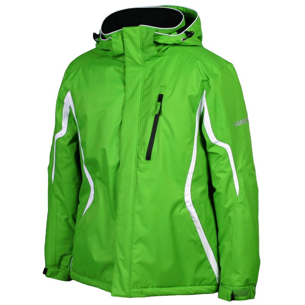 Karbon Saturn Insulated Ski Jacket Men S Peter Glenn