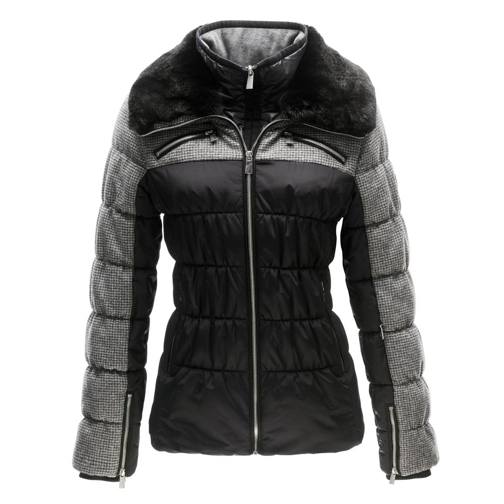 Toni Sailer Libertine Fur Insulated Ski Jacket Women S