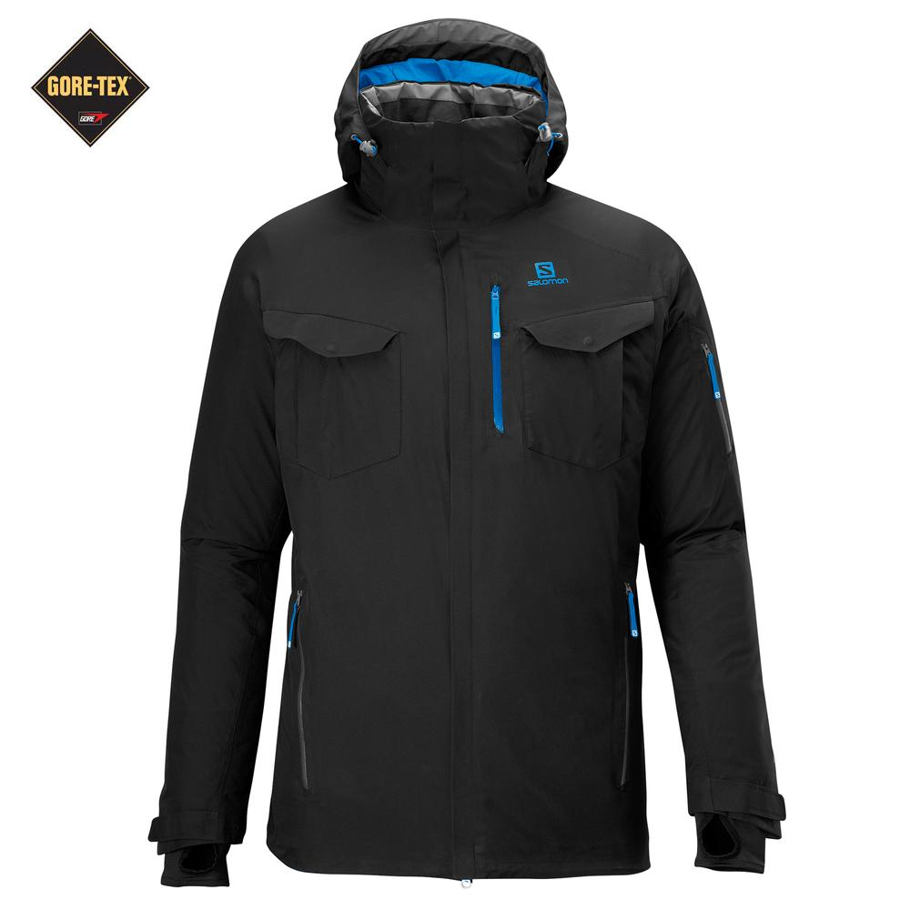 salomon amont gore tex insulated ski jacket men 39 s peter glenn. Black Bedroom Furniture Sets. Home Design Ideas