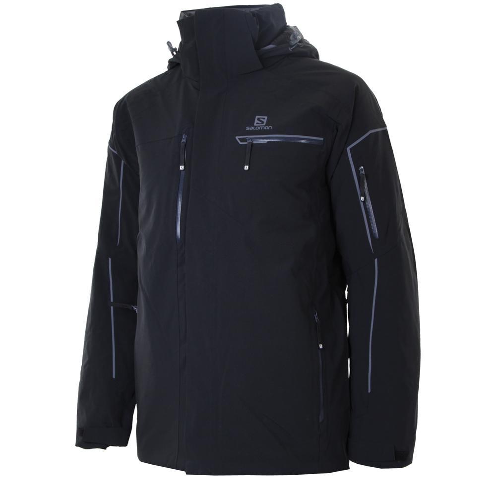 Salomon Brilliant Insulated Ski Jacket (Men's). Salomon Brilliant Insulated Ski  Jacket ...