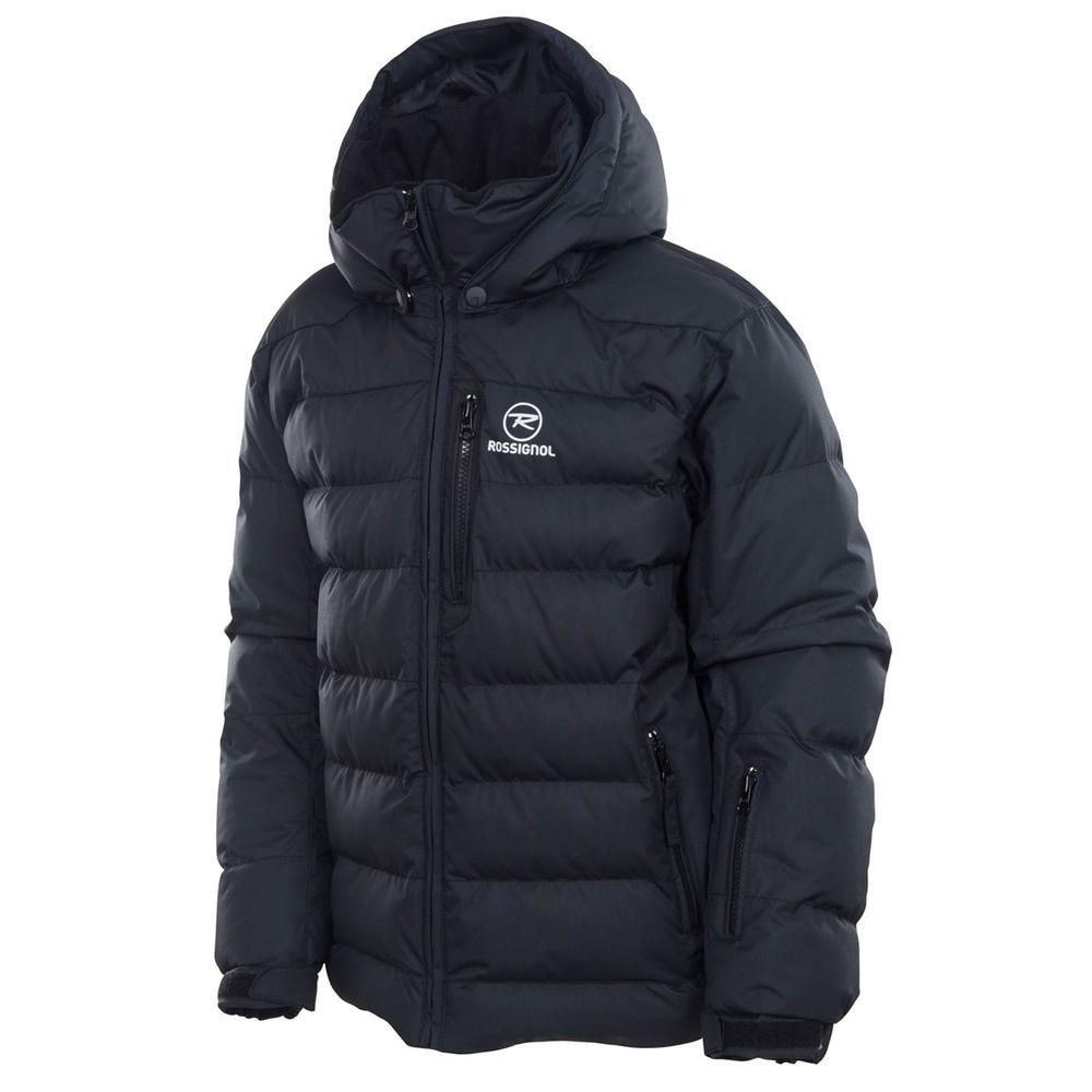 Rossignol Polydown Ski Jacket Boys Peter Glenn