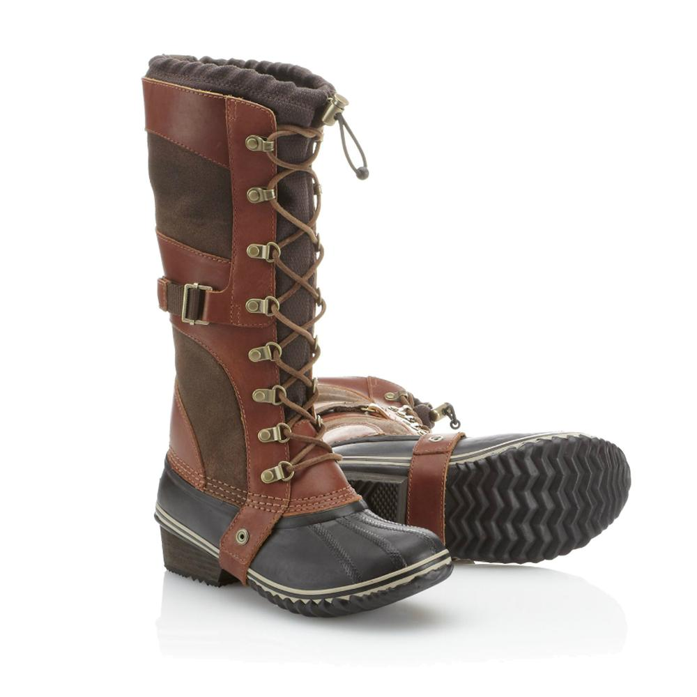 sorel conquest carly boot womens peter glenn