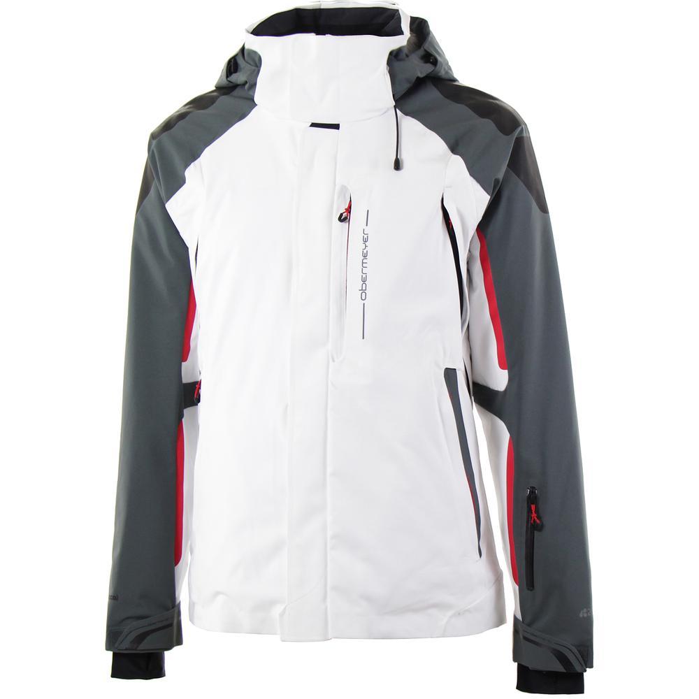 obermeyer charger insulated ski jacket s glenn