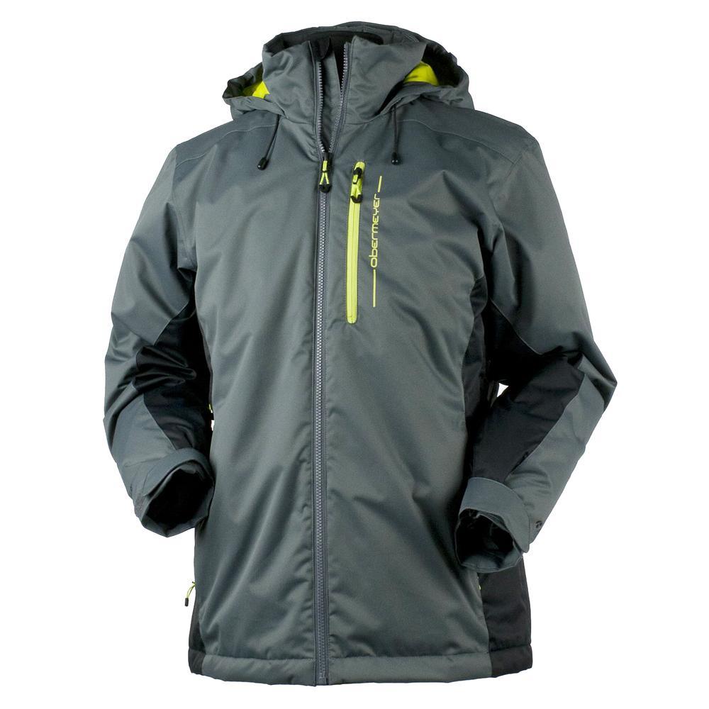 f179c2ded4a9 Obermeyer Foundation Insulated Ski Jacket (Men s) -