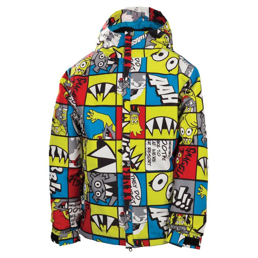 b0f0f0b9d 686 Snagglestrip Snowboard Jacket (Boys )