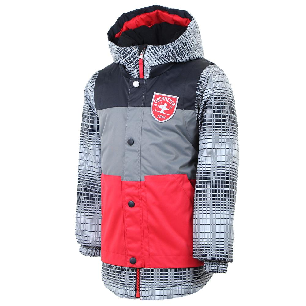 108b08723de3 Obermeyer Slopestyle Ski Jacket (Little Boys )