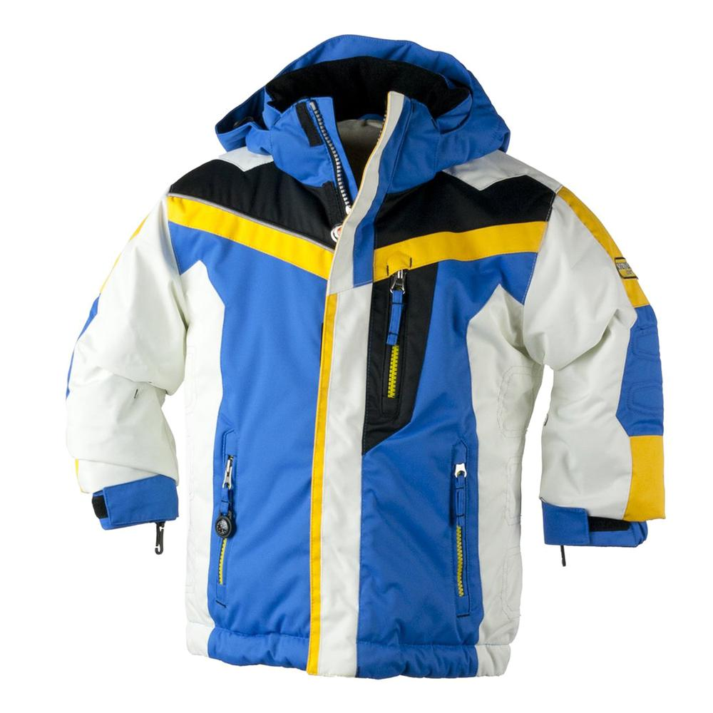 Obermeyer Giant Slalom Ski Jacket (Little Boys') - Electric Blue