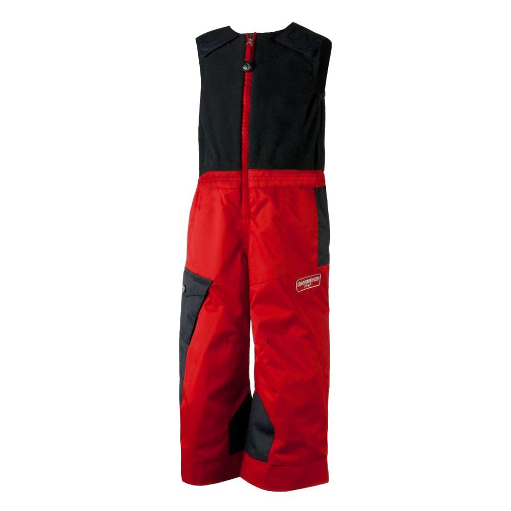 Obermeyer Chill Factor Ski Bib (Toddler Boys') - True Red