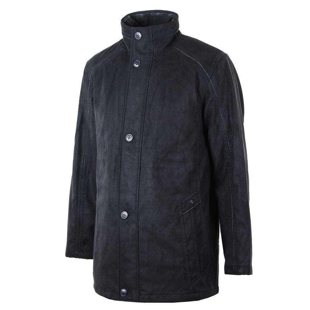 Bugatchi Ultra Suede Zip Coat (Men's) -