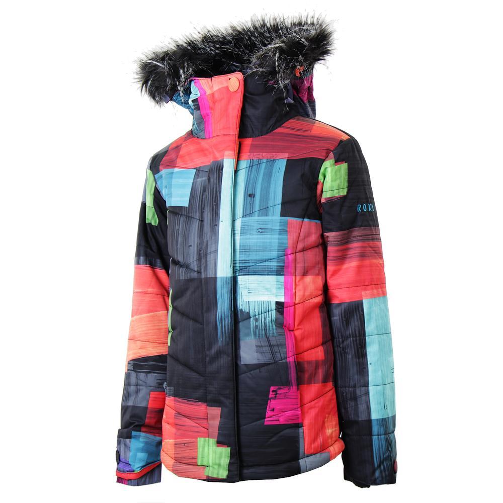 eb47f8915799 Roxy Quinn Snowboard Jacket (Girls ) -
