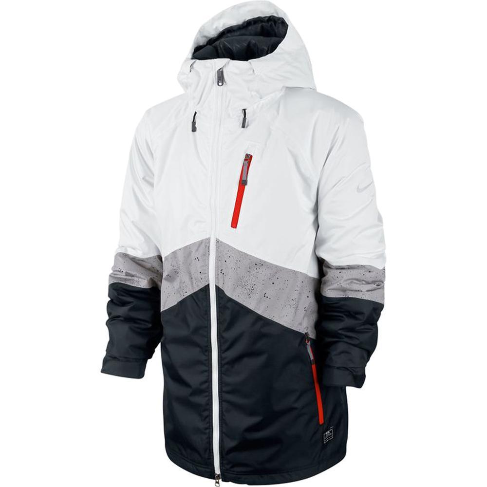 fe88f8b7f Nike Kampai 2.0 Print Shell Snowboard Jacket (Men's) | Peter Glenn