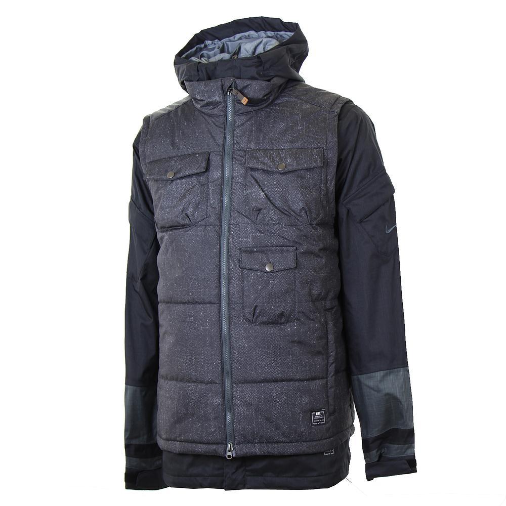 Nike Bellevue 3-In-1 Insulated Snowboard Jacket (Men's) | Peter Glenn