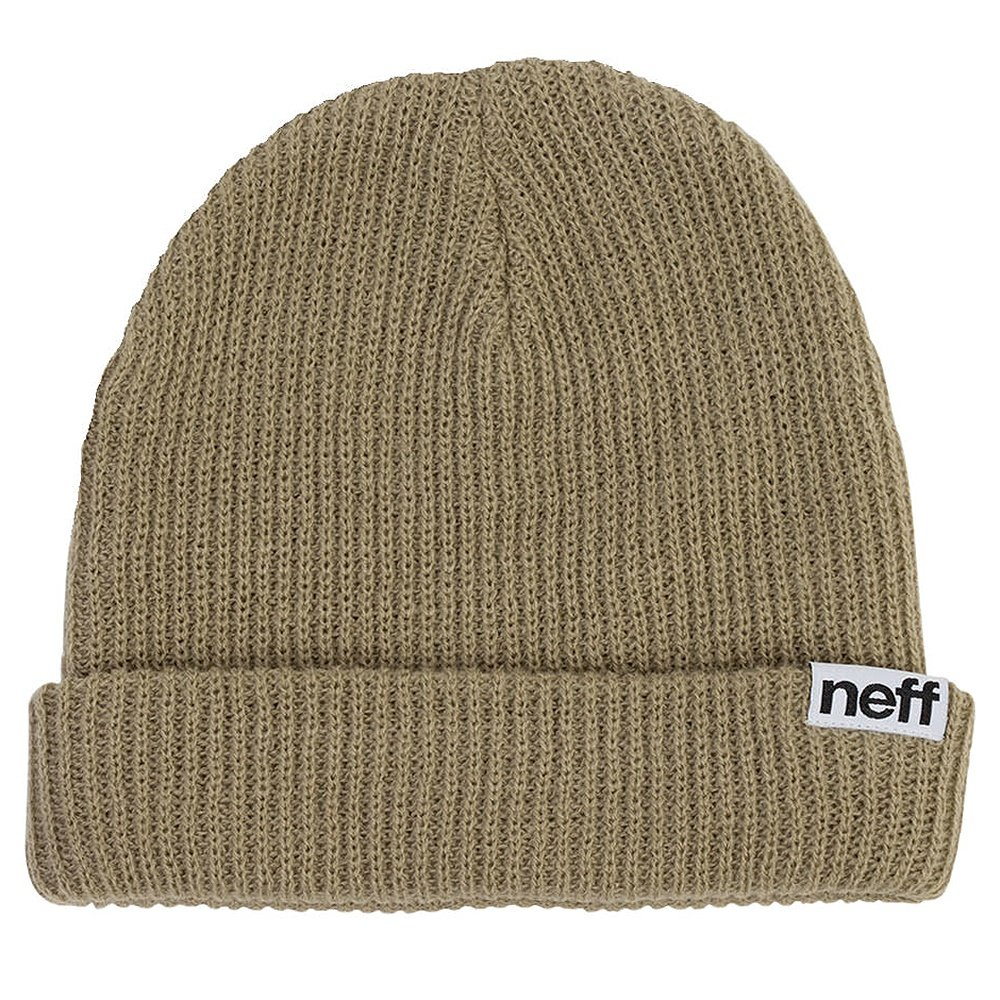Neff Fold Beanie (Men's) - Twill