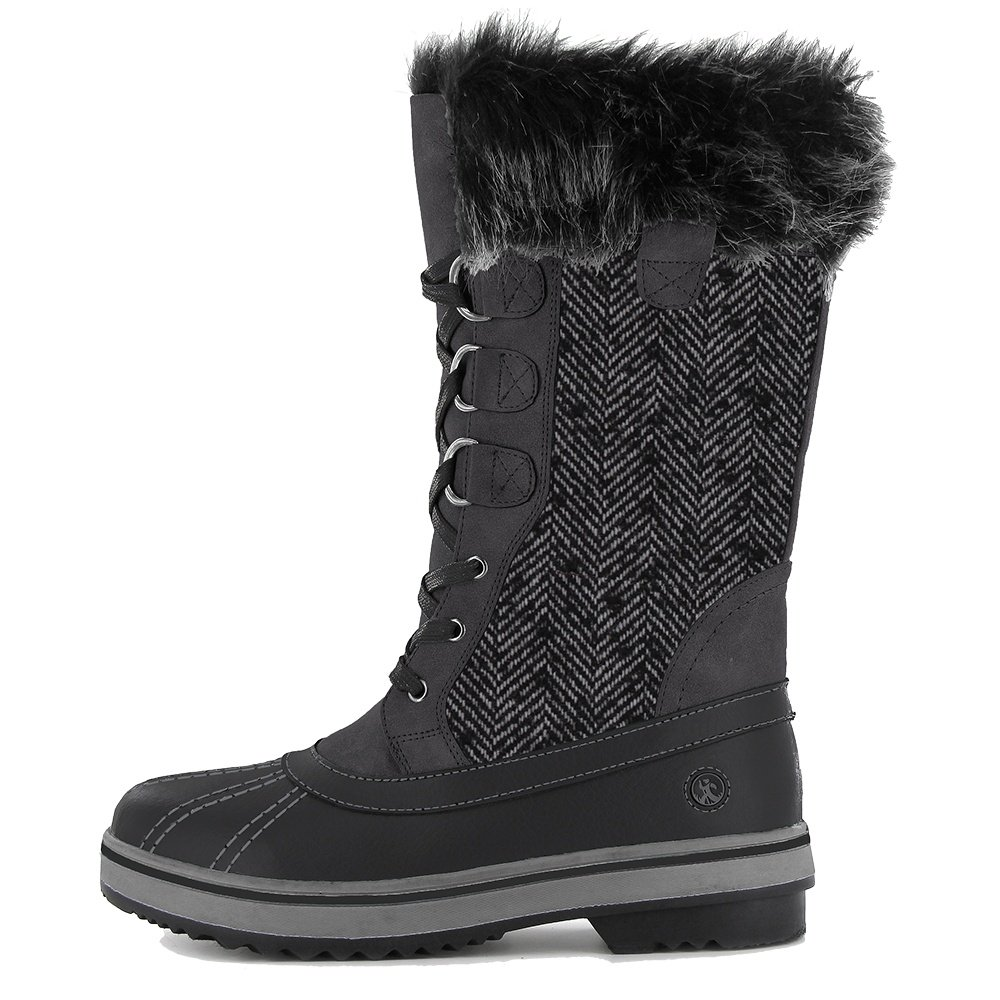 Northside Bishop Boot (Women's) - Charcoal