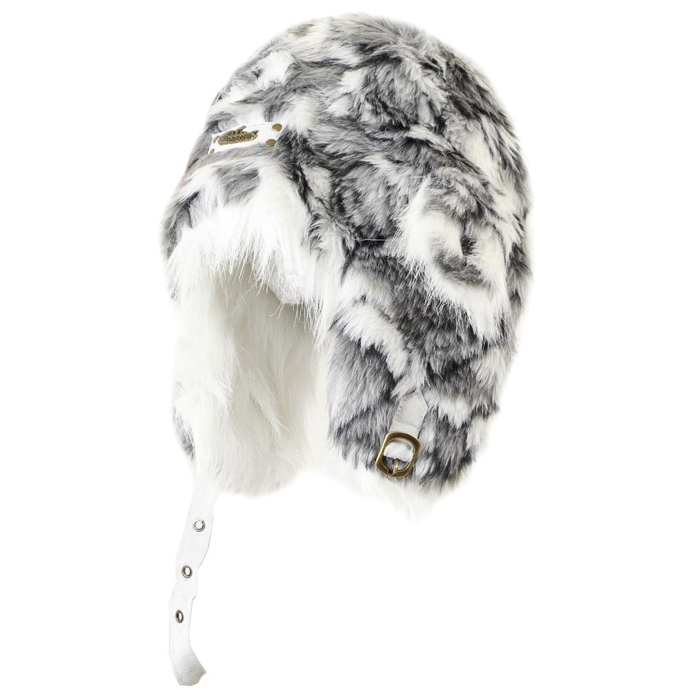 Screamer Grey Goose Trapper Hat (Women's) -