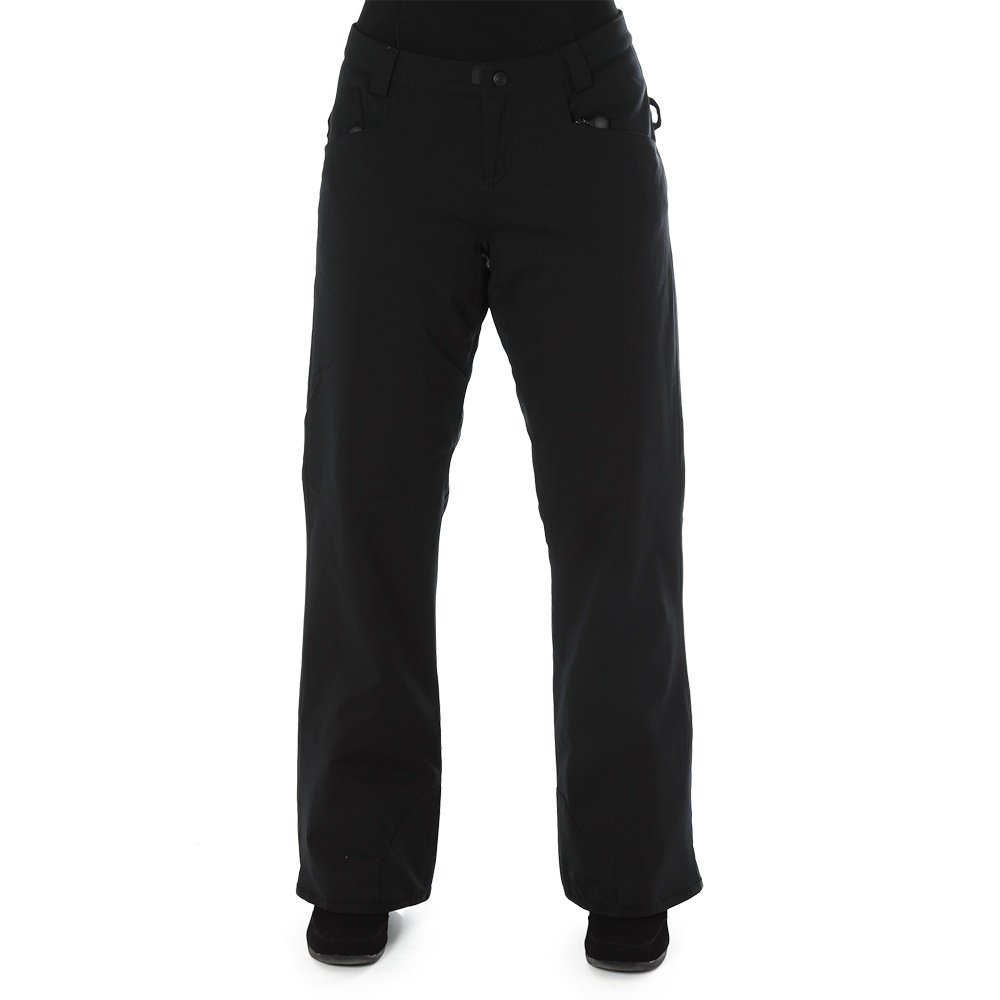 Boulder Gear Boot Cut Jean Insulated Ski Pant (Women's) - Black