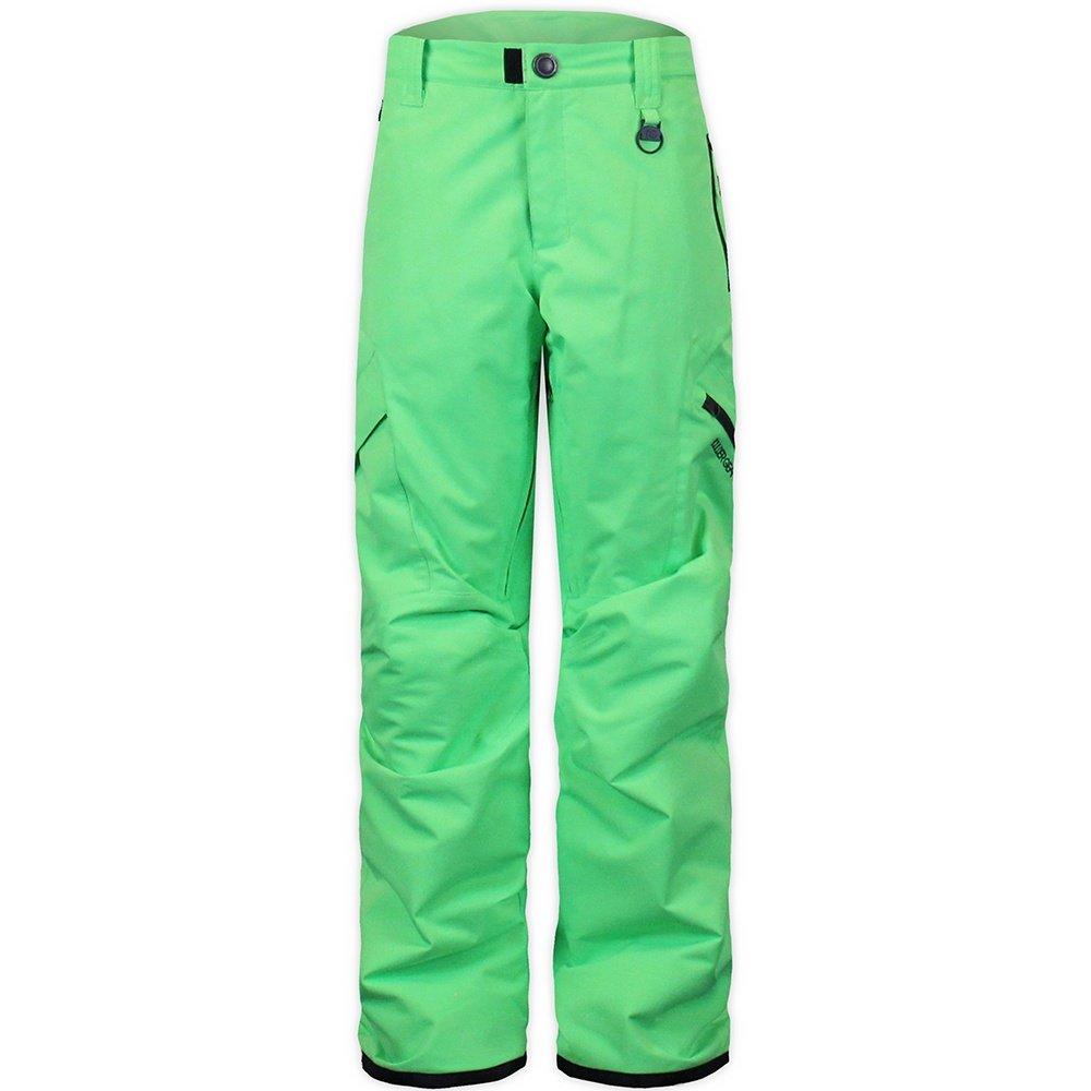 Boulder Gear Bolt Cargo Ski Pant (Kids') - Green Gecko