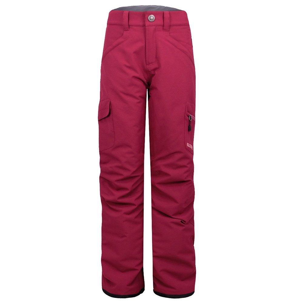 Boulder Gear Ravish Ski Pant (Girls') - Cranberry