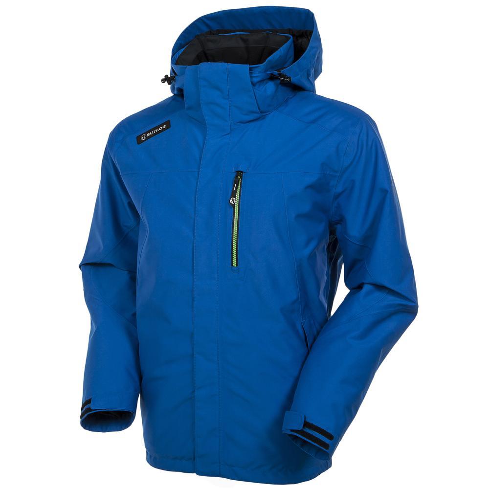 Sunice Big Sky S4 Insulated Ski Jacket Men S Peter Glenn