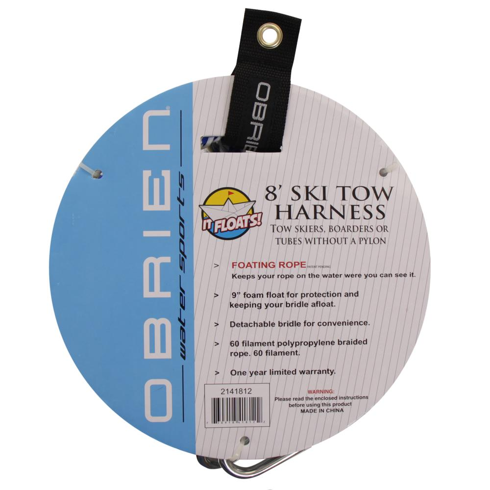 Obrien Floating Ski Tow Harness Peter Glenn For Towables Loading Zoom