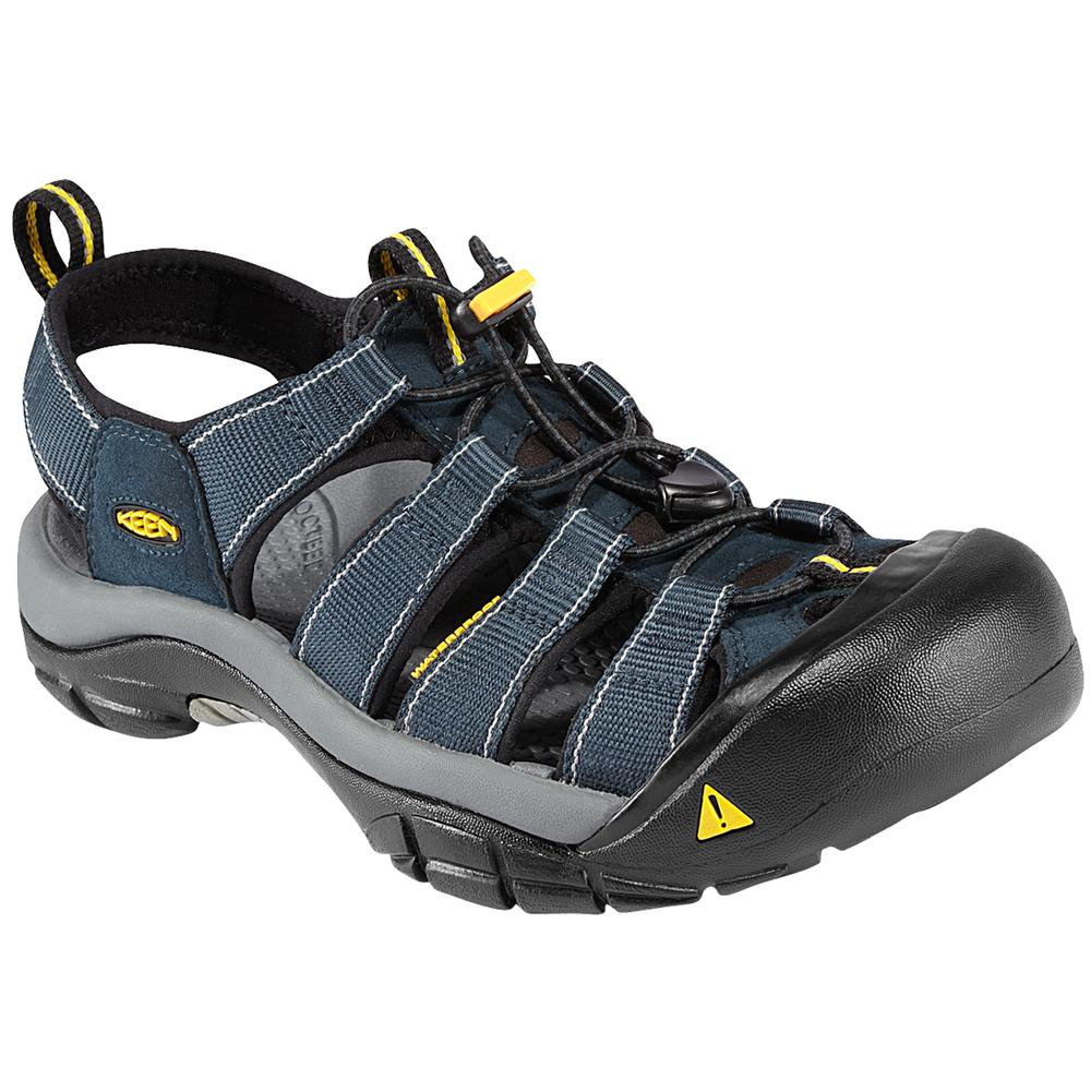 Keen Newport H2 Sandal (Men's) - Navy/Medium Grey