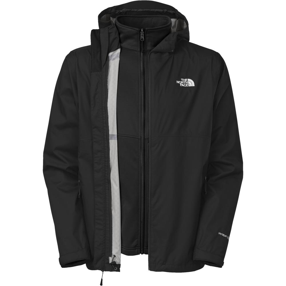 The north face momentum triclimate ski jacket (women's)