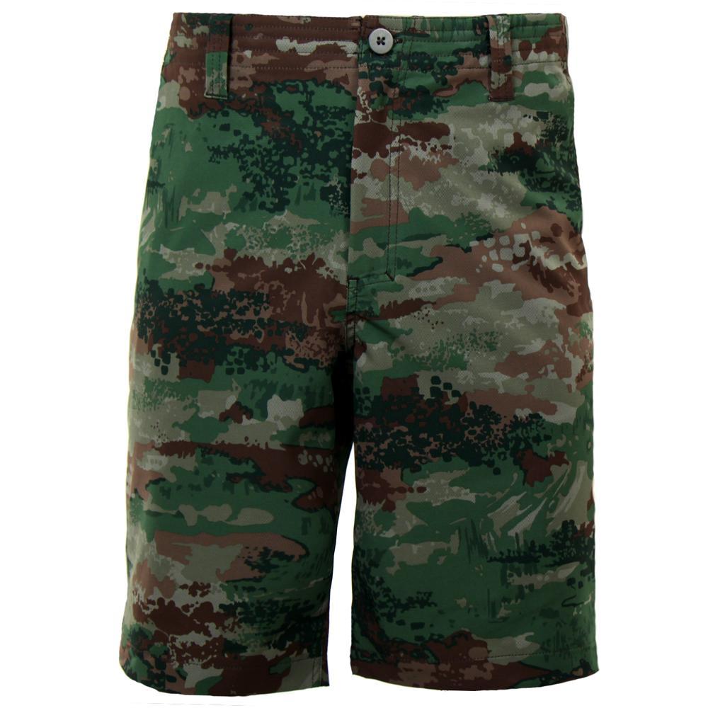 Burton Base Camp Hybrid Short (Men's) - Canvas Camo