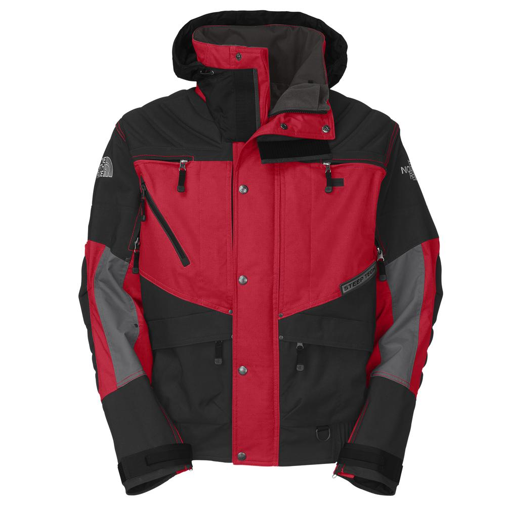 The north face steep tech bomber jacket womens