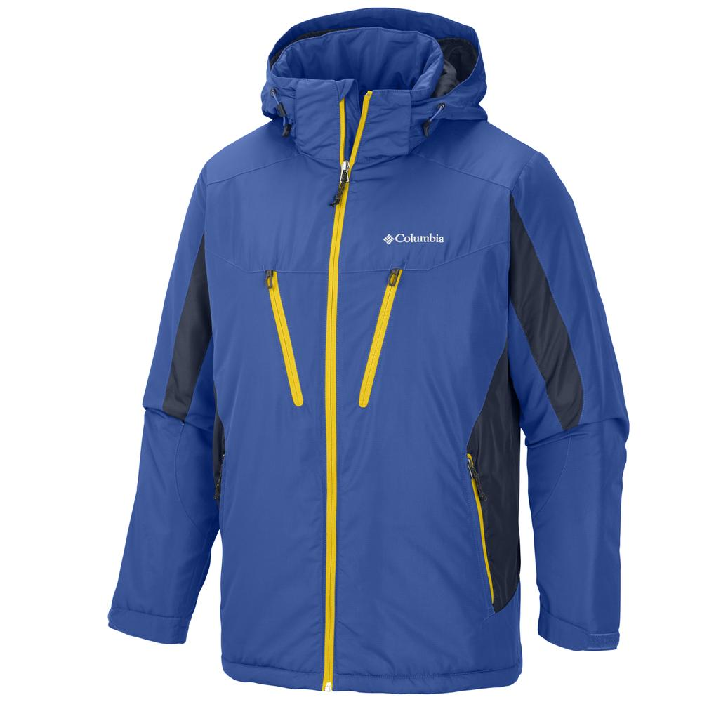 Columbia Antimony IV Insulated Ski Jacket (Men's) -
