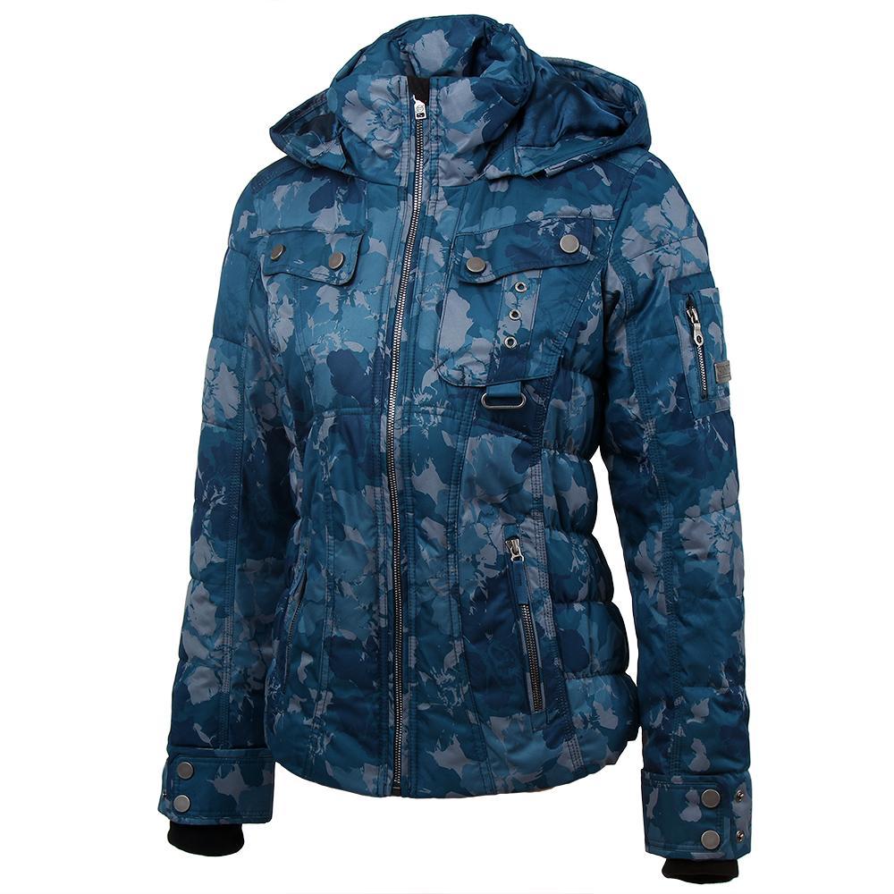Obermeyer Leighton Insulated Ski Jacket Women S Ebay