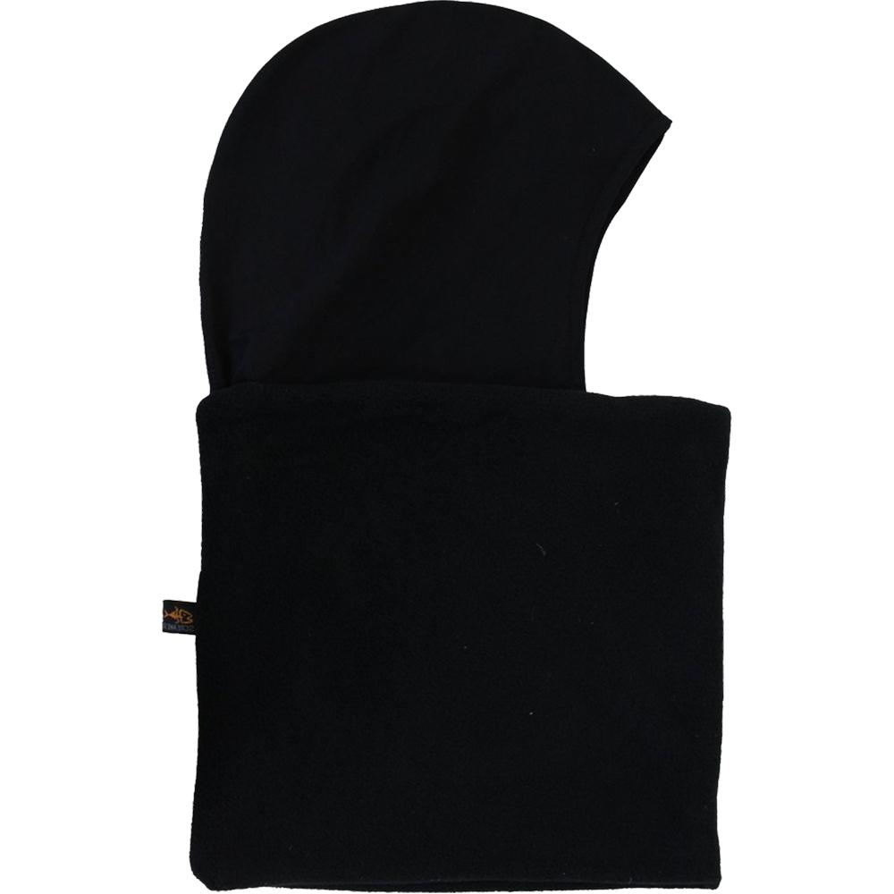 Screamer Half and Half Face Mask (Adults') - Black