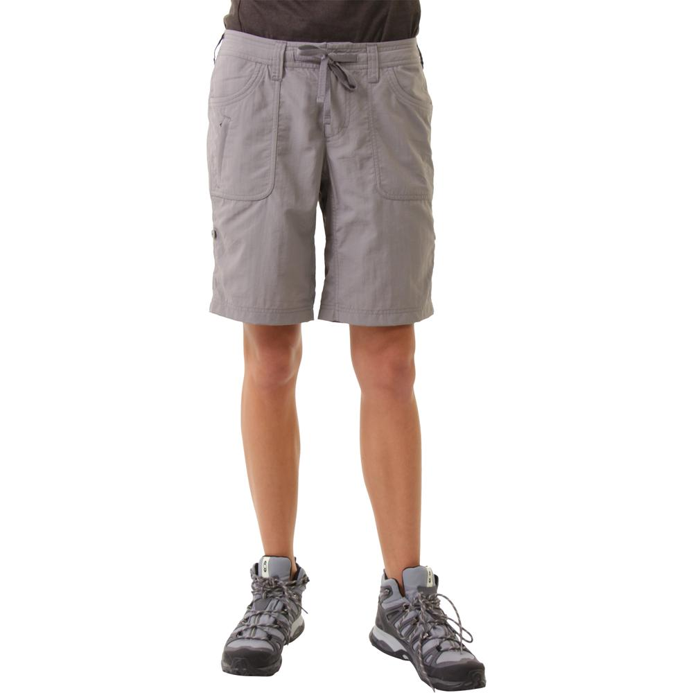 The North Face Horizon II Roll Up Short (Women's) - Pache Grey