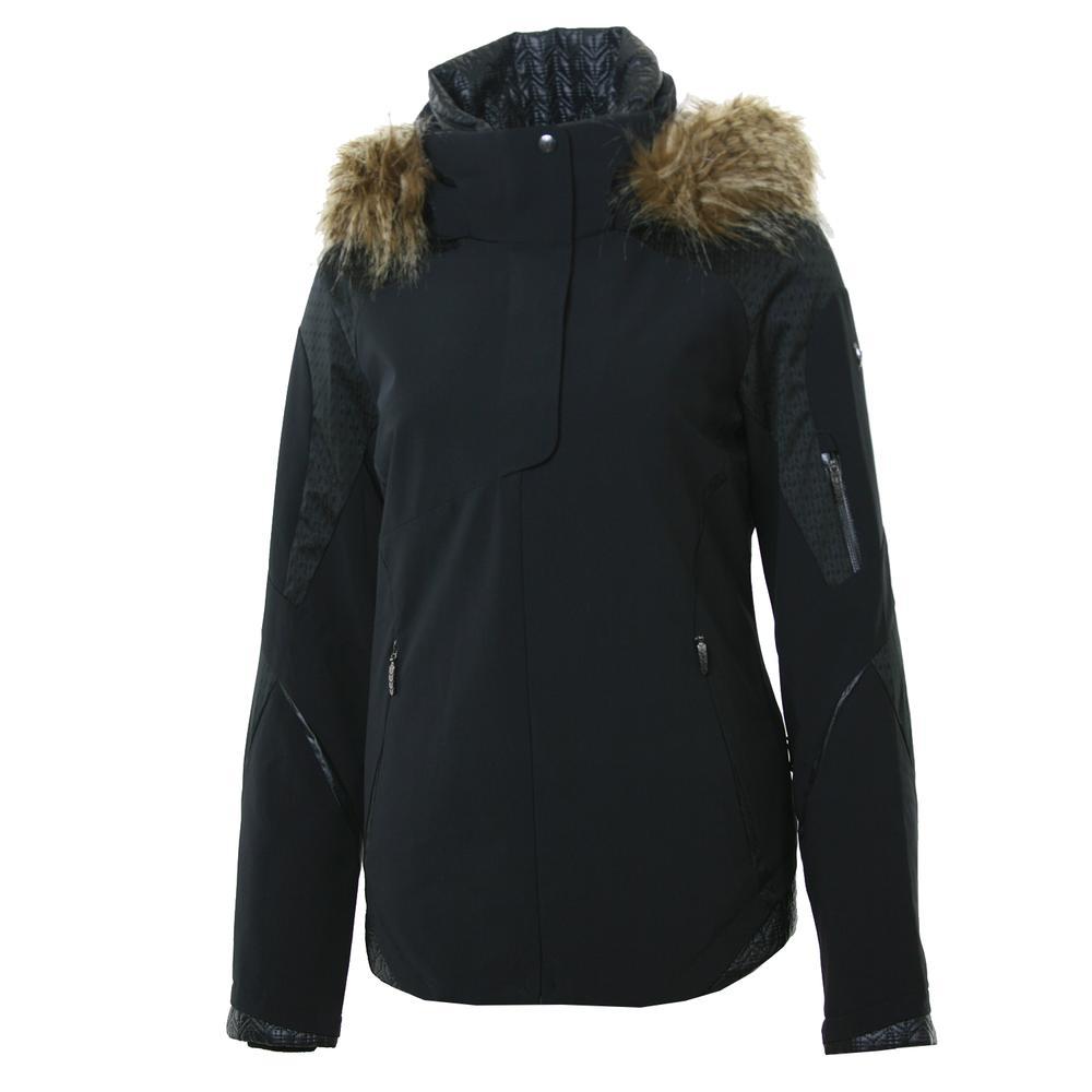 ca8af4b4c6 Spyder Posh Insulated Faux Fur Ski Jacket (Women s) -